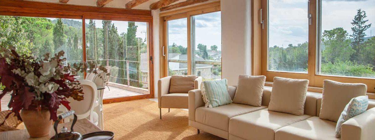 Porte fenêtre et fenêtre bois Bordeaux