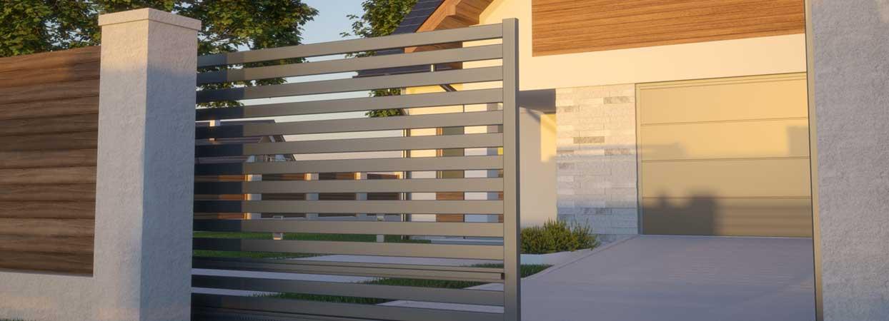 Pose portail coulissant motorisé Bordeaux