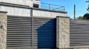 Pose portail aluminium Bordeaux