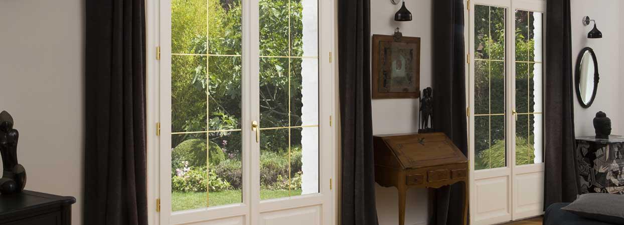 Porte fenêtre mixte Bordeaux