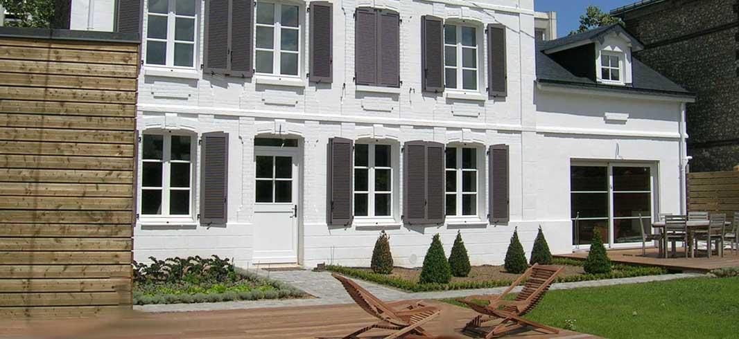 Pose porte d'entrée sur mesure Bordeaux